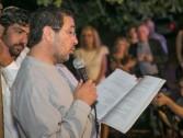 הטקס של שרון ואיתן. עורך הטקס: יעקב אשר. צלם: בני לפיד