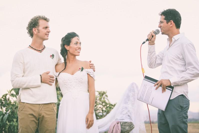 החתונה של הדס והנס. צילום: דנה זומר