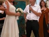 טקס חתונה של מריאנה