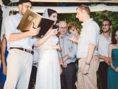 הטקס של גילעד ונועה. עורך: יותם יזרעאלי. צילום: שי פרנקוו